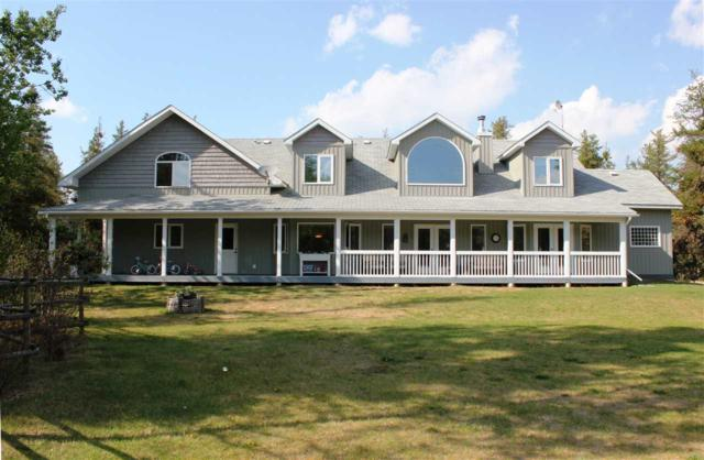 25 Pine Meadows 63319 Rge Rd 435 Estates, Rural Bonnyville M.D., AB T0A 0V0 (#E4127207) :: Müve Team | RE/MAX Elite