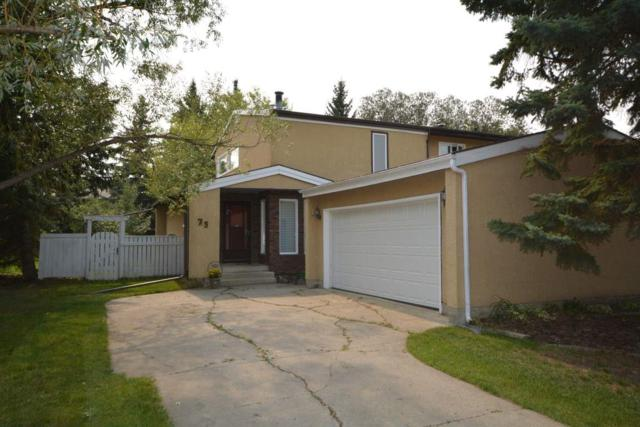 75 Woodlands Road, St. Albert, AB T8N 3G8 (#E4127450) :: The Foundry Real Estate Company