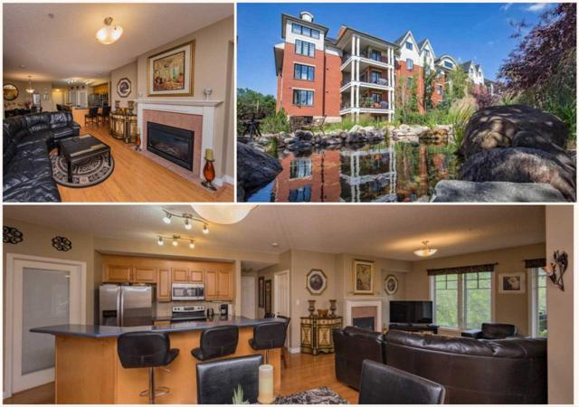 303 9819 96A Street, Edmonton, AB T6A 4A2 (#E4127549) :: The Foundry Real Estate Company