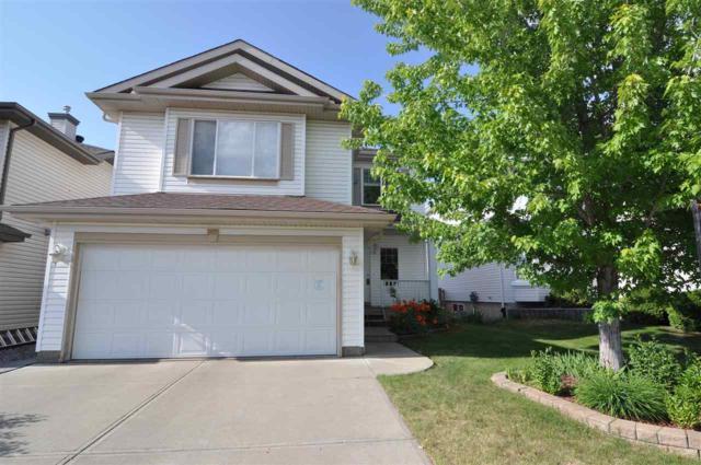 306 Hilliard Close, Edmonton, AB T6R 3G4 (#E4127601) :: The Foundry Real Estate Company