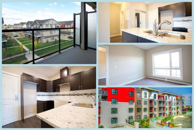 308 12804 140 Avenue, Edmonton, AB T6V 0M3 (#E4127729) :: The Foundry Real Estate Company