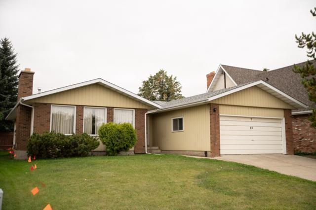 65 Greenoch Crescent, Edmonton, AB T6L 1W6 (#E4128473) :: The Foundry Real Estate Company