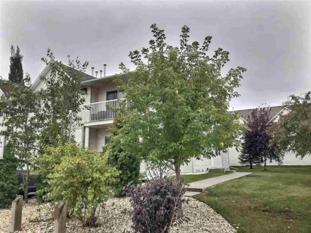 105 620 King St Street, Spruce Grove, AB T7X 4K1 (#E4129121) :: The Foundry Real Estate Company