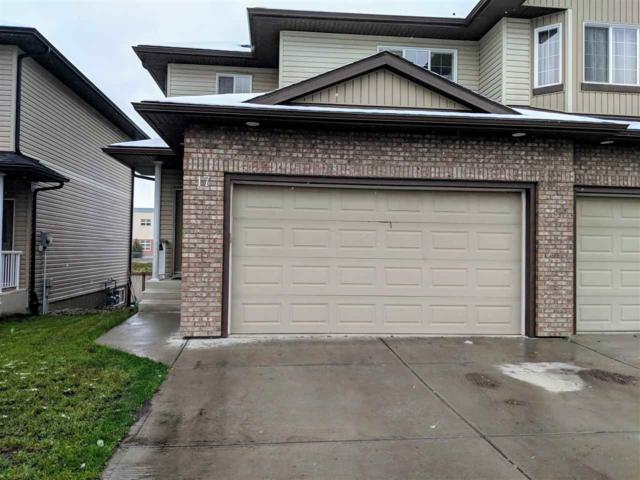 17 4900 62 Street, Beaumont, AB T4X 0C6 (#E4129703) :: The Foundry Real Estate Company