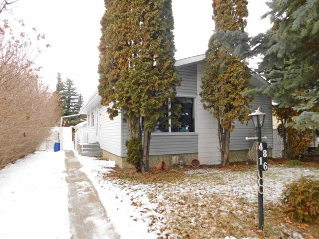 4816 54 Street, Redwater, AB T0A 2W0 (#E4129964) :: The Foundry Real Estate Company
