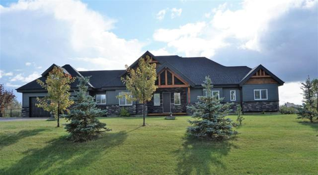 2012 Spring Lake Drive, Rural Parkland County, AB T7Z 0G8 (#E4130567) :: The Foundry Real Estate Company