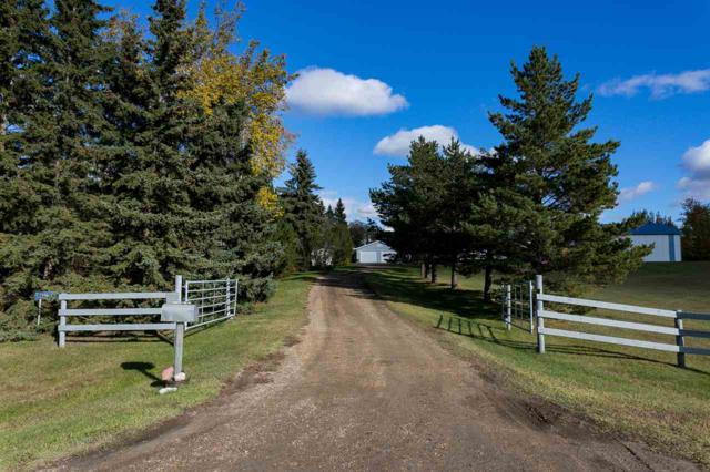 50329 Range Road 234, Rural Leduc County, AB T4X 0L6 (#E4130623) :: The Foundry Real Estate Company