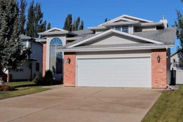 21 Alphonse Court, St. Albert, AB T8N 5N9 (#E4130960) :: The Foundry Real Estate Company
