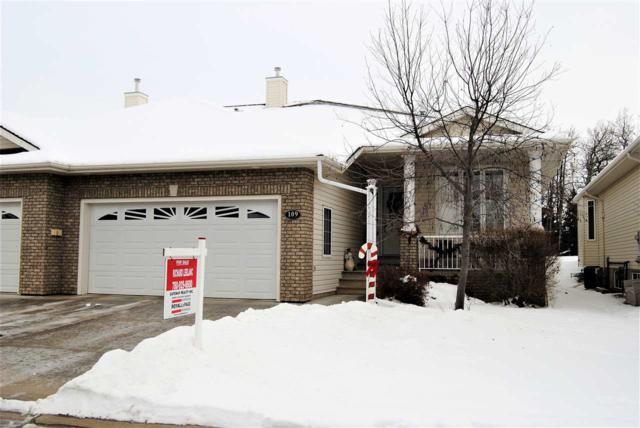 109 41 Woods Crescent, Leduc, AB T9E 8K7 (#E4130997) :: The Foundry Real Estate Company