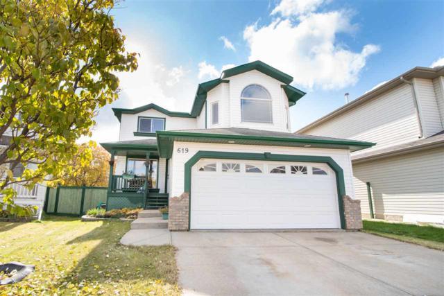 619 Bevington Place, Edmonton, AB T5T 6G5 (#E4131614) :: The Foundry Real Estate Company