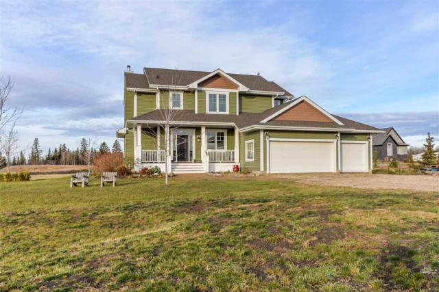 8 26510 TWP RD 511, Rural Parkland County, AB T7Y 1G2 (#E4132180) :: The Foundry Real Estate Company