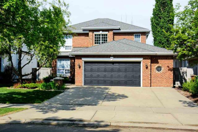 11 Kenilworth Crescent, St. Albert, AB T8N 6J4 (#E4132359) :: The Foundry Real Estate Company