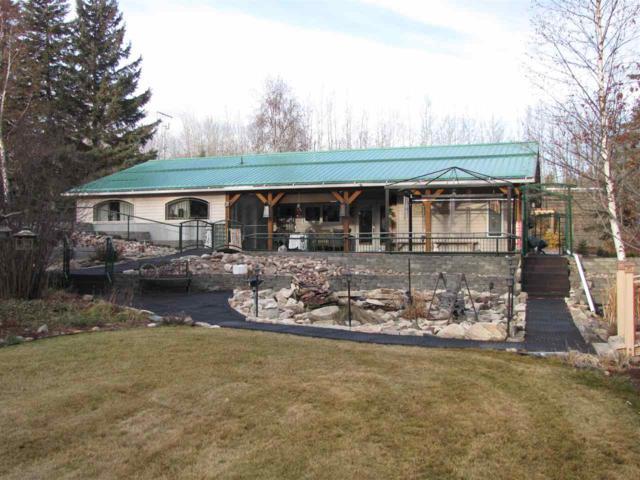 121, 55107 RR 33, Rural Lac Ste. Anne County, AB T0E 0A0 (#E4132416) :: The Foundry Real Estate Company