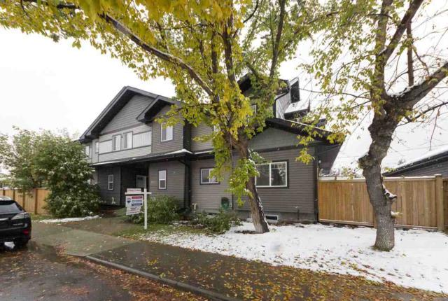 4 15120 102 Avenue, Edmonton, AB T5P 1Y3 (#E4132482) :: The Foundry Real Estate Company