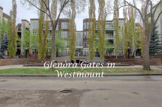 424 10407 122 Street, Edmonton, AB T5N 4B8 (#E4132510) :: The Foundry Real Estate Company