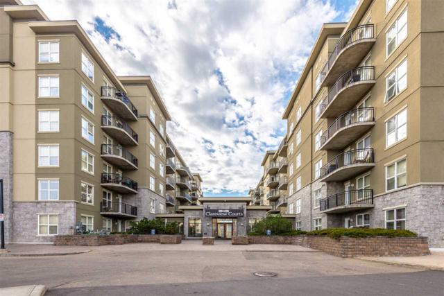 1-304 4245 139 Avenue, Edmonton, AB T5Y 3E8 (#E4132519) :: The Foundry Real Estate Company