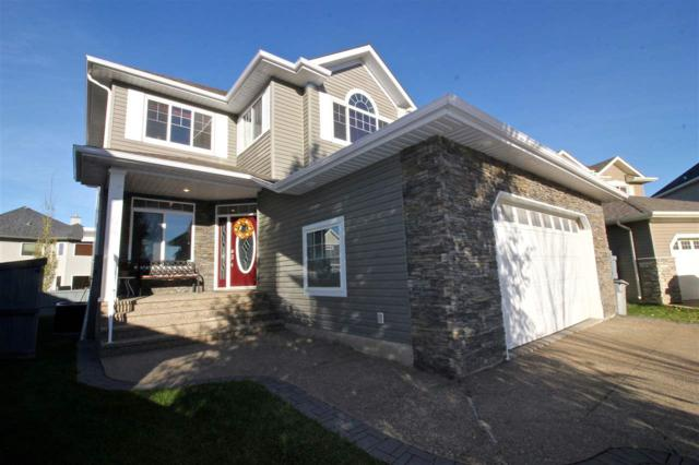 5106 Cour Chateau Court, Beaumont, AB T4X 1W5 (#E4132679) :: The Foundry Real Estate Company