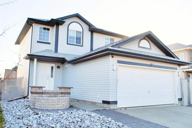 14 Heatherglen Drive, Spruce Grove, AB T7X 4L2 (#E4133376) :: Müve Team | RE/MAX Elite