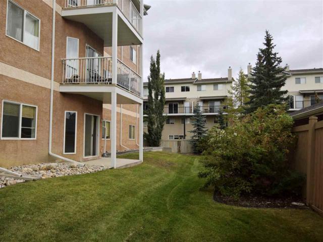 120 4304 139 Avenue, Edmonton, AB T5Y 0H6 (#E4133580) :: The Foundry Real Estate Company