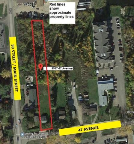 4917 47 AV, Stony Plain, AB T7Z 1L7 (#E4133688) :: The Foundry Real Estate Company