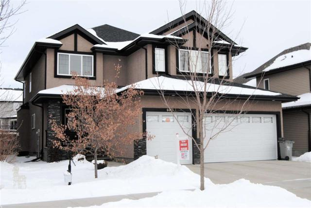 6013 60 Street, Beaumont, AB T4X 0H8 (#E4134039) :: The Foundry Real Estate Company