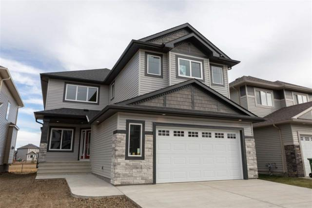 6005 65 Street, Beaumont, AB T4X 2A6 (#E4134095) :: The Foundry Real Estate Company