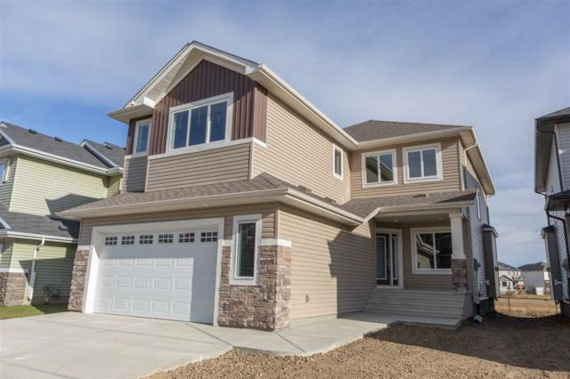 6101 65 Street, Beaumont, AB T4X 2A6 (#E4134098) :: The Foundry Real Estate Company