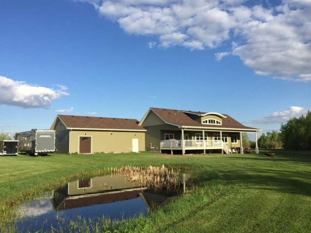 10-243050 Twp Rd 474, Rural Wetaskiwin County, AB T0C 1Z0 (#E4134725) :: Müve Team | RE/MAX Elite