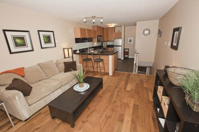 107 11429 124 Street, Edmonton, AB T5M 0K4 (#E4134916) :: The Foundry Real Estate Company
