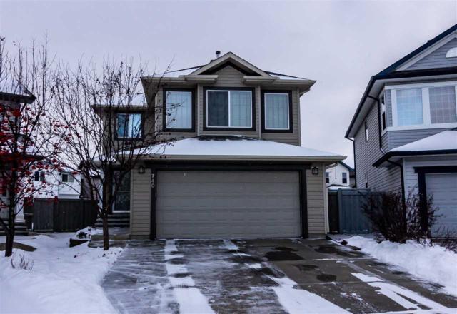 740 Mcallister Loop SW, Edmonton, AB T6W 1X8 (#E4135038) :: The Foundry Real Estate Company