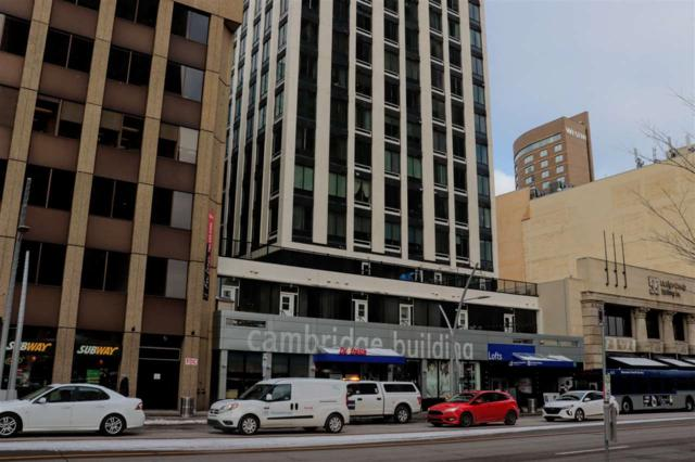 1801 10024 Jasper Avenue NE, Edmonton, AB T5J 1R9 (#E4135157) :: The Foundry Real Estate Company