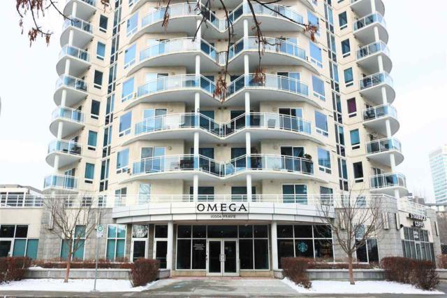 1001 10504 99 Avenue, Edmonton, AB T5K 1B2 (#E4135565) :: The Foundry Real Estate Company