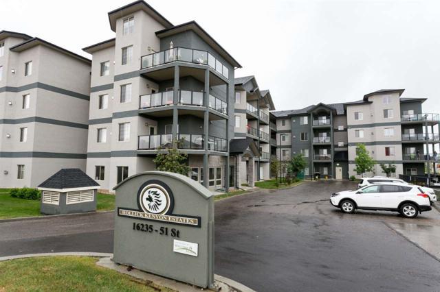 411 16235 51 Street, Edmonton, AB T5Y 0V3 (#E4135665) :: The Foundry Real Estate Company
