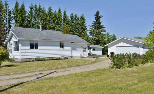 5001 50 Ardmore Street, Ardmore, AB T0A 0B0 (#E4135789) :: David St. Jean Real Estate Group