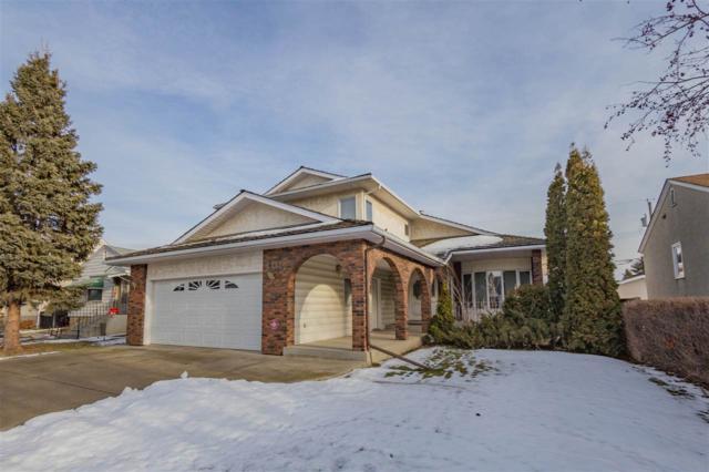 11119 118 Street NW, Edmonton, AB T5G 2W8 (#E4136209) :: The Foundry Real Estate Company