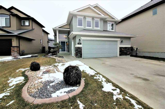 206 Bridgeport Close, Leduc, AB T9E 0M2 (#E4136785) :: The Foundry Real Estate Company