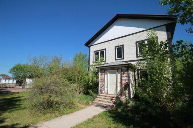 3109 Park Avenue, Mallaig, AB T0A 2K0 (#E4137031) :: The Foundry Real Estate Company