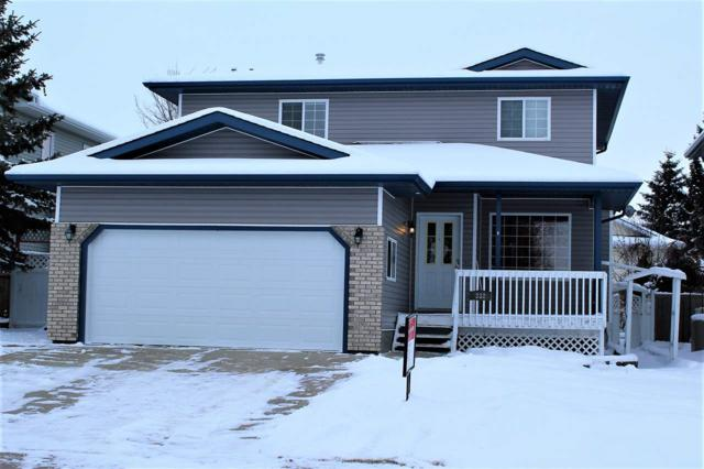 332 Parkview Drive, Wetaskiwin, AB T9A 3J1 (#E4137315) :: The Foundry Real Estate Company