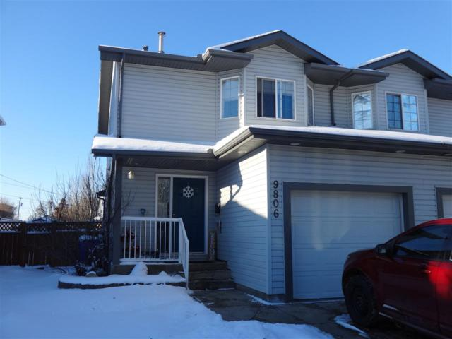 9806 103 Street, Fort Saskatchewan, AB T8L 4L5 (#E4137366) :: The Foundry Real Estate Company