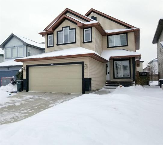 19 Summercourt Terrace, Sherwood Park, AB T8H 2W1 (#E4137665) :: The Foundry Real Estate Company