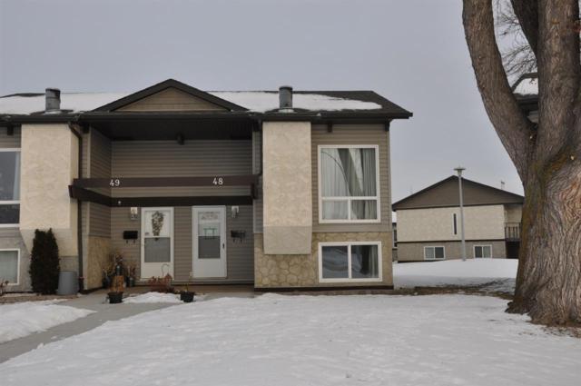 48 Northwoods Village, Edmonton, AB T5X 1T2 (#E4138631) :: Müve Team | RE/MAX Elite