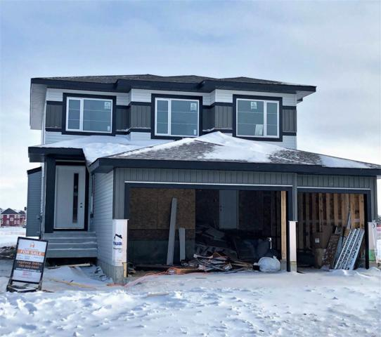 3009 Soleil Boulevard, Beaumont, AB T4X 2B4 (#E4138909) :: The Foundry Real Estate Company