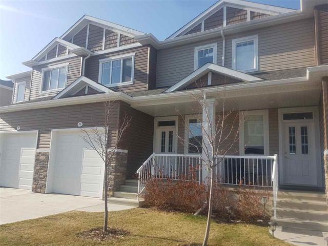 36 18230 104A Street, Edmonton, AB T5X 0G9 (#E4138980) :: The Foundry Real Estate Company