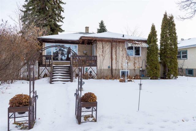 9027 91 Street, Edmonton, AB T6C 3N6 (#E4139110) :: The Foundry Real Estate Company
