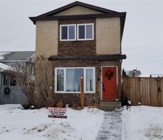 3203 37 Street, Edmonton, AB T6L 5R1 (#E4139530) :: The Foundry Real Estate Company