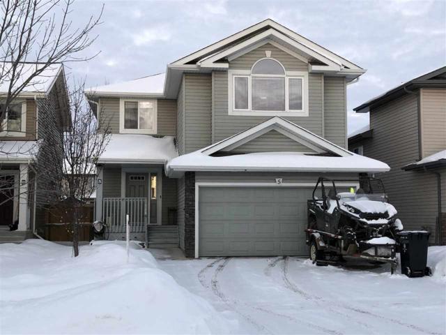 5 Wellington Place, Fort Saskatchewan, AB T8L 0G2 (#E4140214) :: Müve Team | RE/MAX Elite