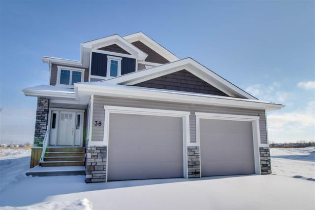 38 Dillworth Cr, Spruce Grove, AB T7X 0E6 (#E4140393) :: Müve Team | RE/MAX Elite