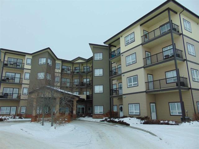 309 8702 Southfort Drive, Fort Saskatchewan, AB T8L 4R6 (#E4140530) :: Müve Team | RE/MAX Elite