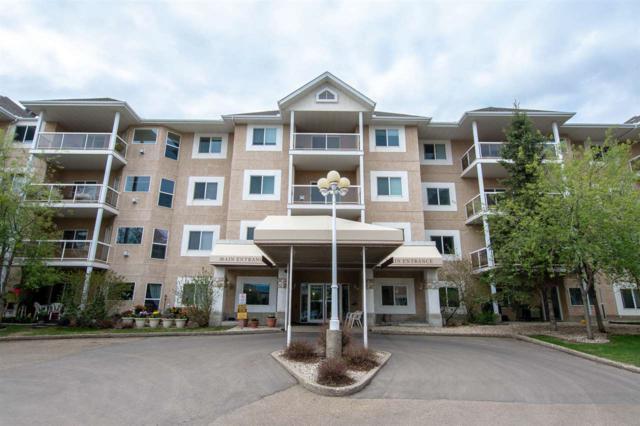 307 10511 42 Avenue, Edmonton, AB T6J 7G8 (#E4140619) :: David St. Jean Real Estate Group