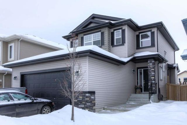 28 Norelle Terrace, St. Albert, AB T8N 3V5 (#E4140720) :: The Foundry Real Estate Company